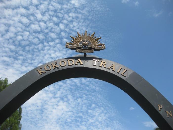 Trekking the Kokoda Track,PNG
