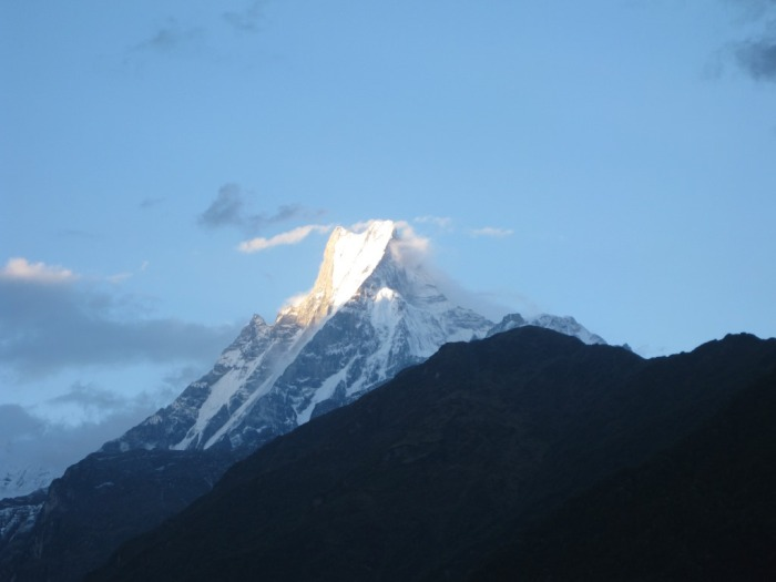 Trekking Annapurna Base Camp,Nepal