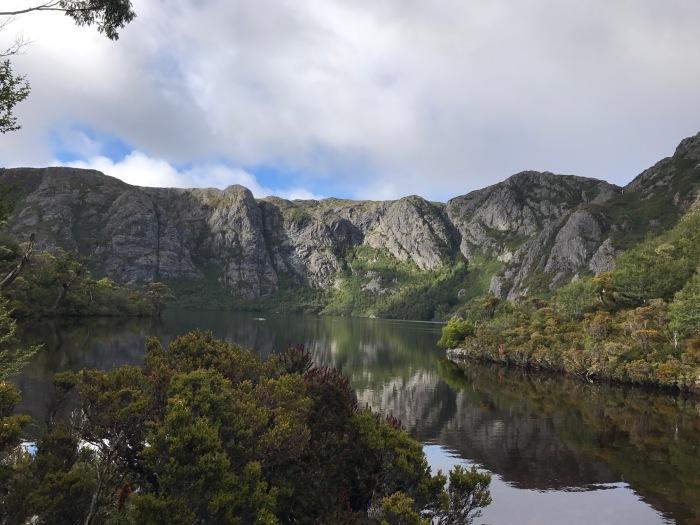 Trekking Cradle Mountain,Tasmania