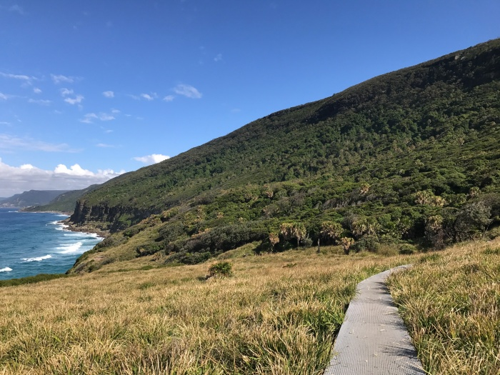 The Coast Track – In oneday.