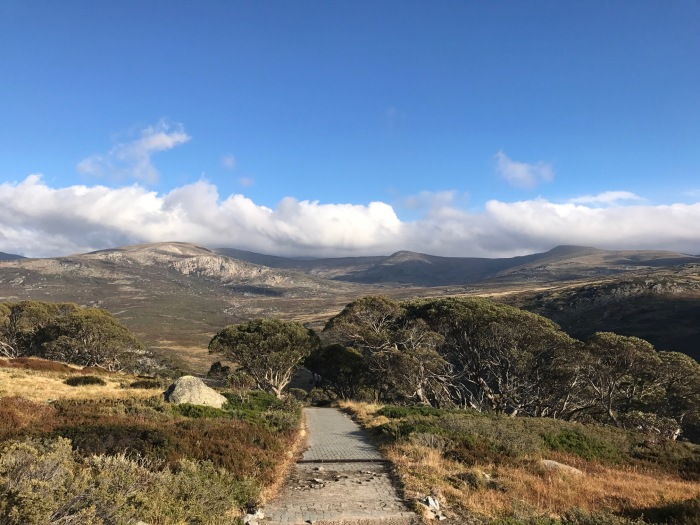 Trekking Kosciuszko, New South Wales