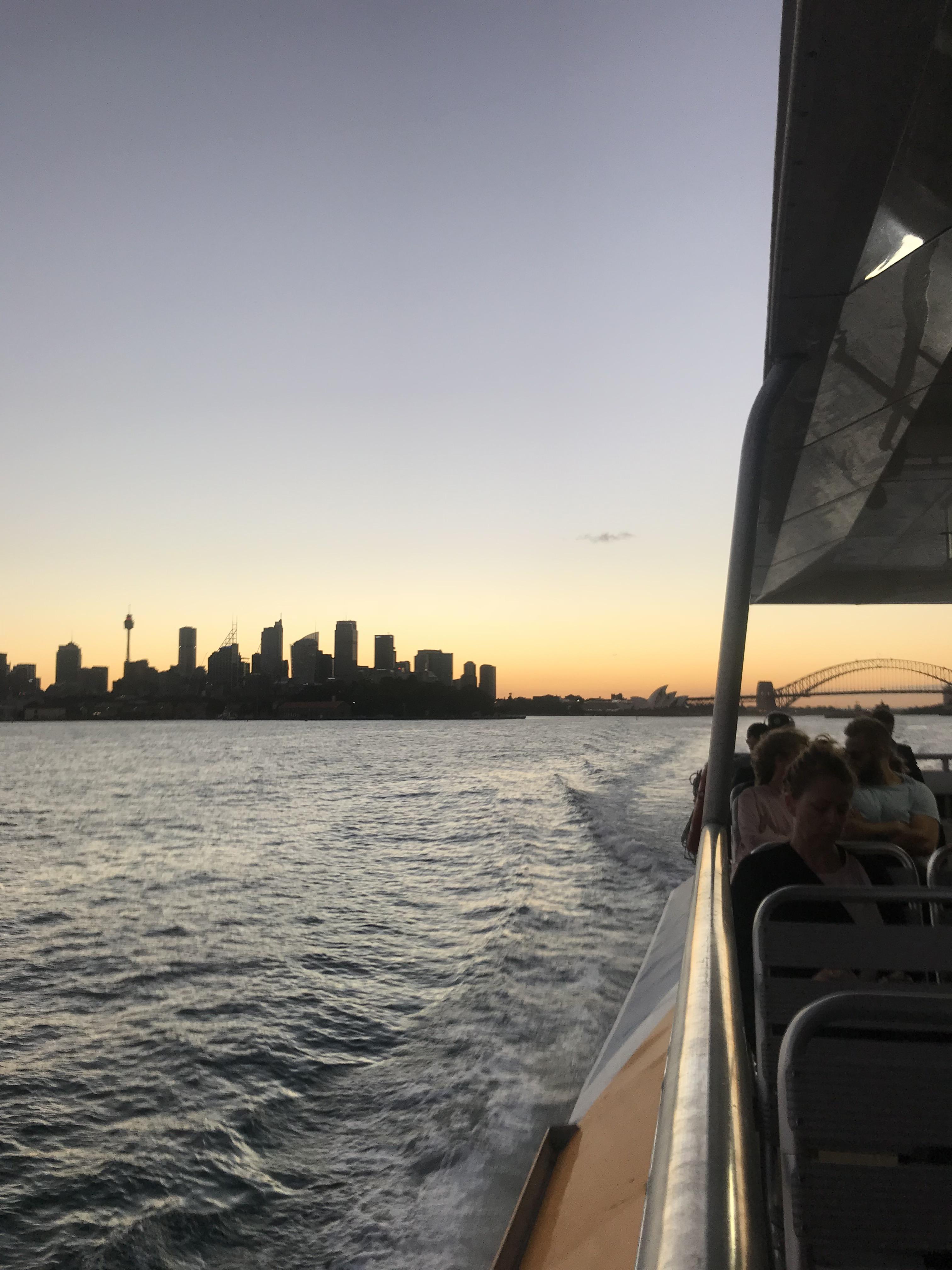 Manly Fast Ferry, Sydney