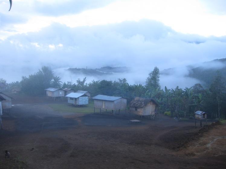 Efogi I Village, Papua New Guinea