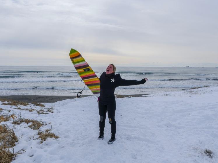 Alexa Surf Japan