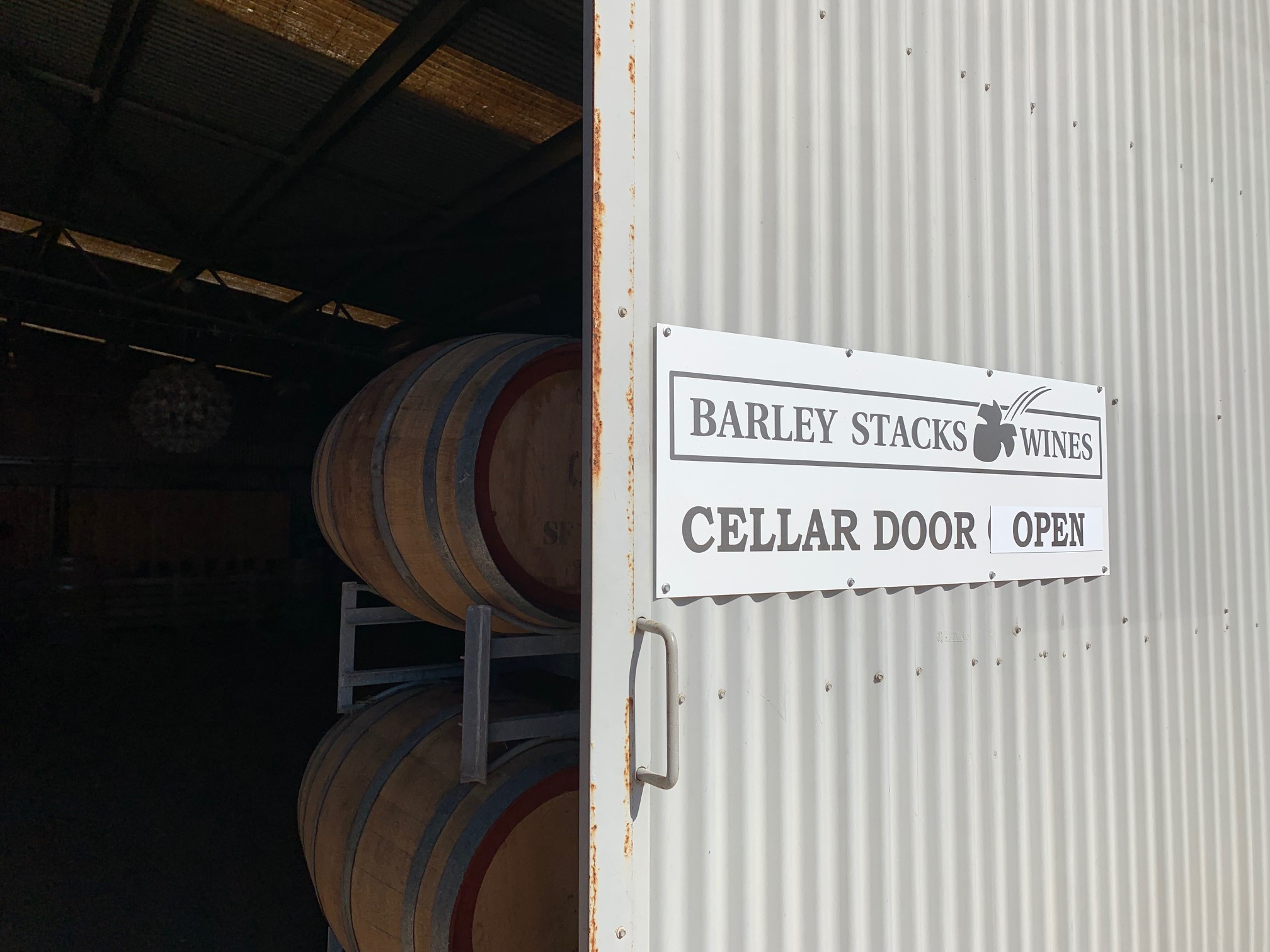 Barley Stacks Wines, Yorke Peninsula