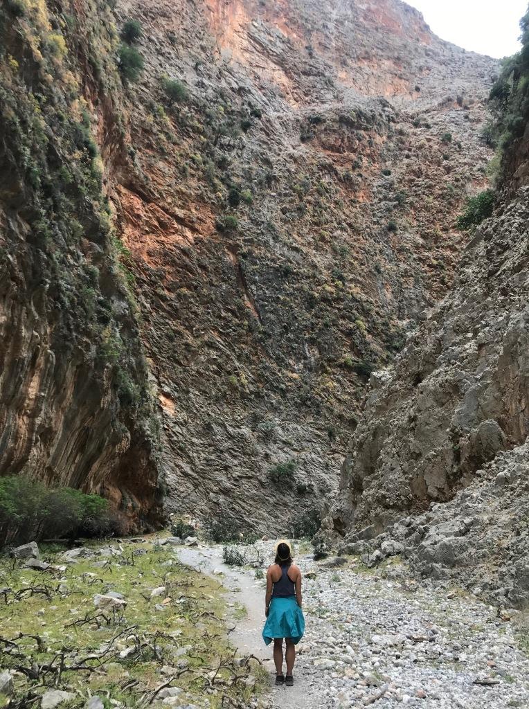 Aradena Gorge, Crete