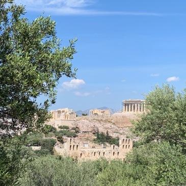 Acropolis, Athens Greece