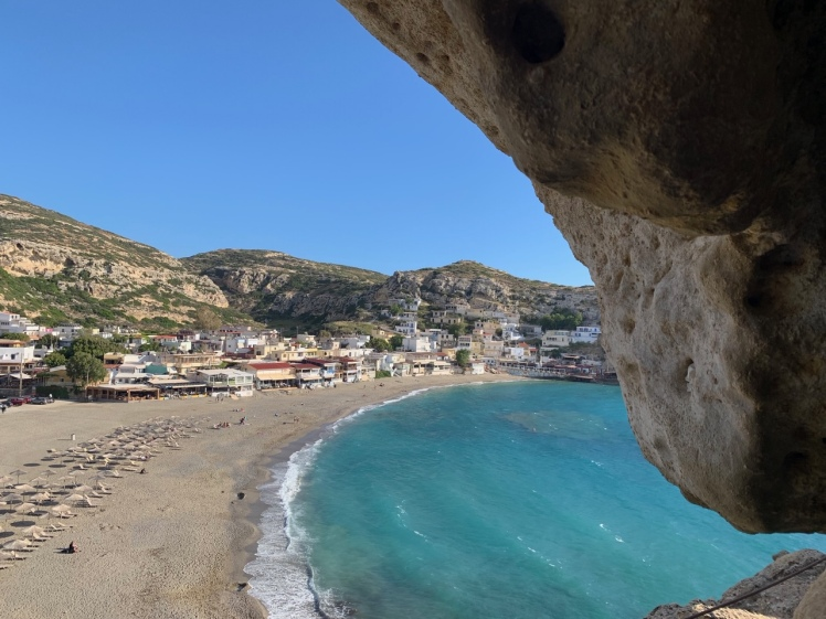 Matala, Crete