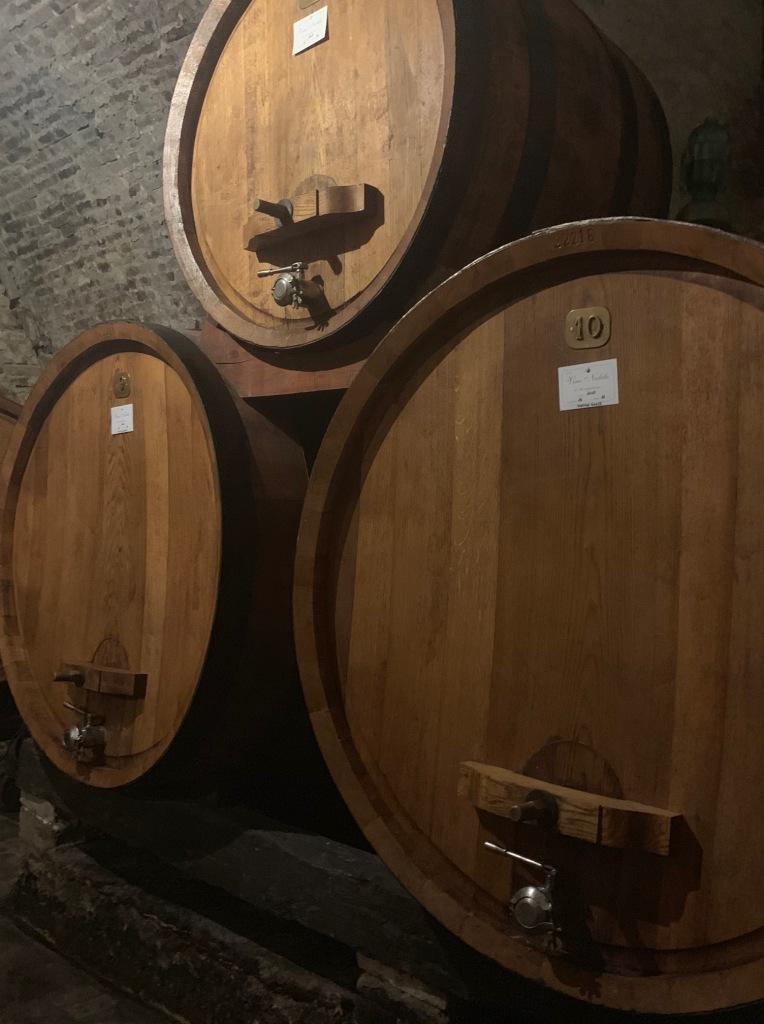 Winery, Italy