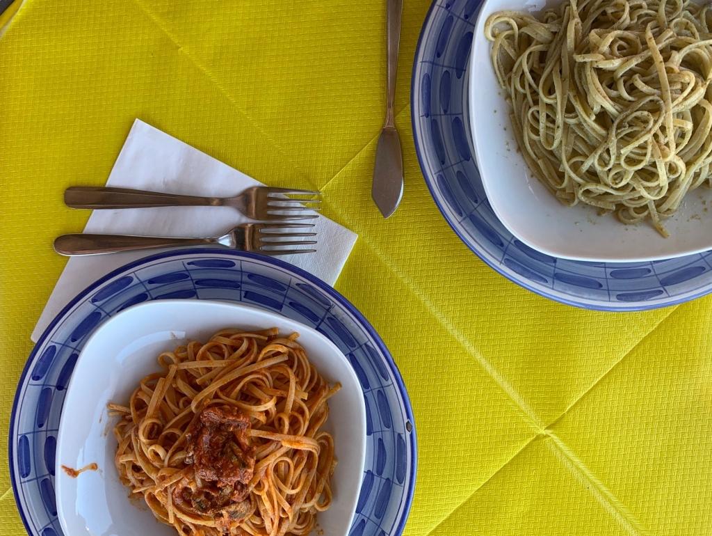 pasta, Italy