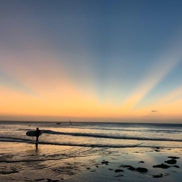 sunset, Jericoacoara